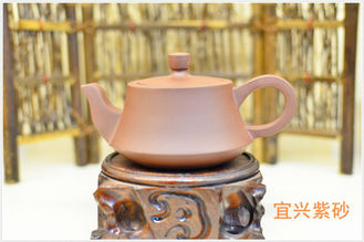 Collection Yixing Purple Clay Teapot , Delicate Yixing Zisha Clay Teapot